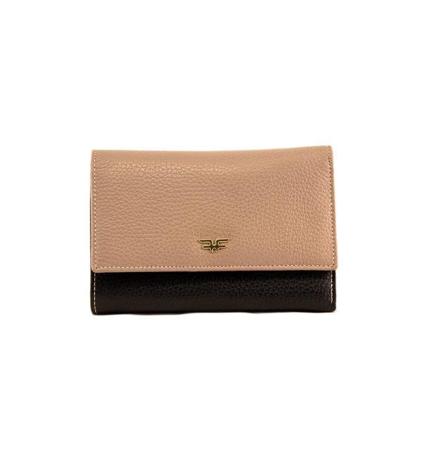 Δερμάτινο γυναικείο πορτοφόλι BE1002