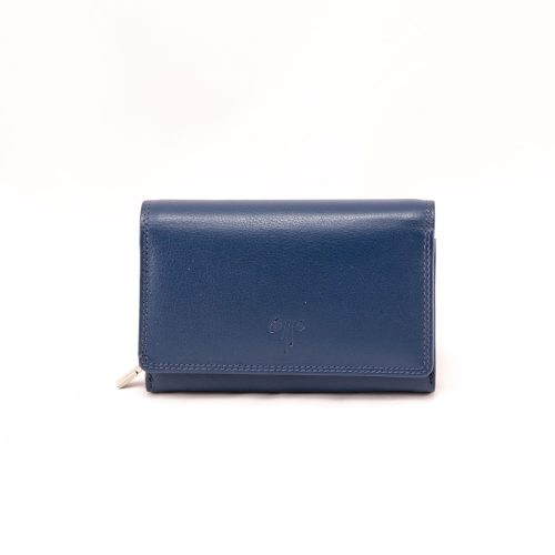 Δερμάτινο γυναικείο πορτοφόλι BK6022