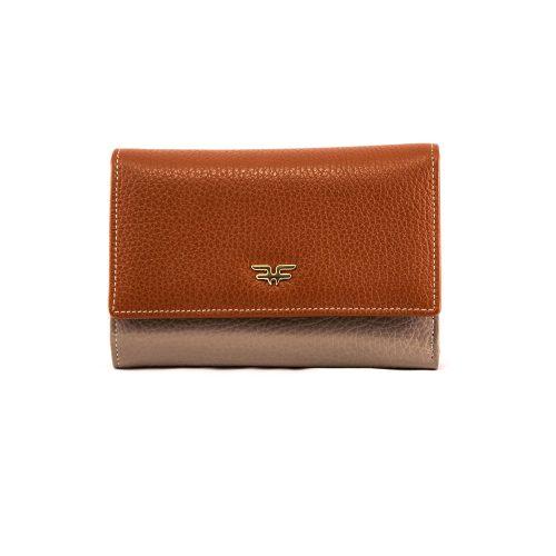 Γυναικείο δερμάτινο πορτοφόλι TE1012
