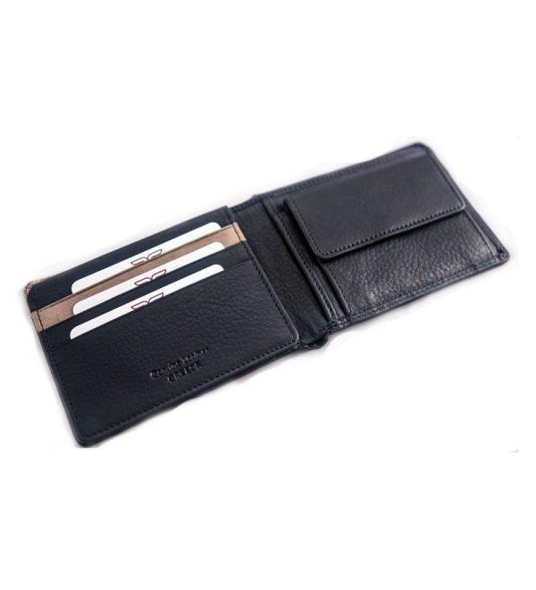 Ανδρικό δερμάτινο πορτοφόλι